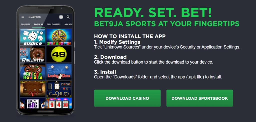 bet9ja mobile-app